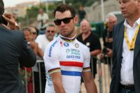 Mark Cavendish, champion de Grande-Bretagne