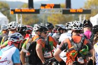 Des milliers de participants se pressent au Roc d'Azur