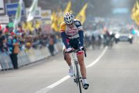Jurgen Roelandts à l'arrivée du Tour des Flandres