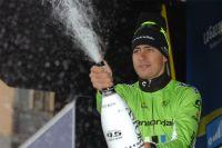 Peter Sagan peut sabrer le champagne
