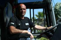 Métiers du Tour : chauffeur de bus