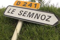 Direction le Semnoz !