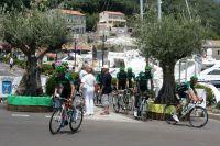 Les Europcar achèvent leur sortie sur le port de Porto-Vecchio