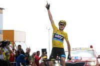 Chris Froome triomphe au sommet du Mont Ventoux