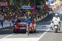 Rui Costa vainqueur à Gap