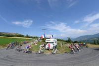 Le Tour de France prend la direction des Alpes