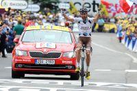 Christophe Riblon triomphe à l'Alpe d'Huez