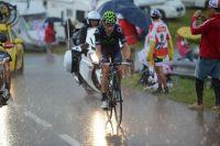 Rui Costa file sous la pluie vers un second succès d'étape