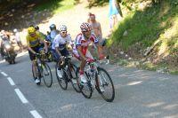 Joaquim Rodriguez, Nairo Quintana, Chris Froome, le podium du Tour 2013 se dessine dans le Semnoz