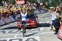 Nairo-Alexander Quintana vainqueur au Semnoz