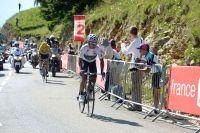 Nairo-Alexander Quintana démarre dans le dernier kilomètre et lâche Chris Froome
