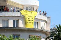 Bastia reçoit le Tour