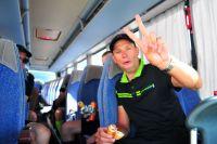 Kristjan Koren prêt pour le transfert