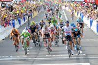 Mark Cavendish devance tout le monde à Marseille