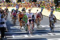 André Greipel domine les meilleurs sprinteurs du monde à Montpellier