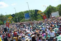 Succès populaire au départ du Tour de France