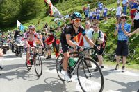 Richie Porte en perdition dans la deuxième étape pyrénéenne