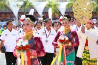 Une somptueuse cérémonie ouvre le Tour de Langkawi