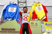 Meiyin Wang ravit tous les maillots distinctifs au Cameron Highlands