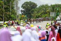 La Malaisie vibre pour le Tour de Langkawi