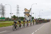 Le Team Nippo-De Rosa mène la course