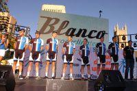 L'équipe Blanco a remplacé Rabobank