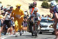 le champion d'Australie Espoirs Jordan Kerby ouvre la route