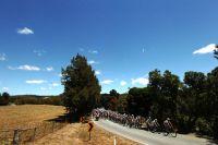 Première journée paisible pour le peloton du Tour Down Under