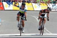 Simon Gerrans s'impose au Mont Willuga