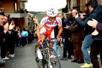 Joaquim Rodriguez se fait violence pour empocher son étape