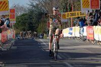 Mathieu Teychenne vainqueur de la Tramontane