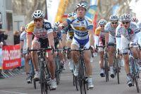 Michael Van Staeyen remporte la 1ère étape de l'Etoile de Bessèges
