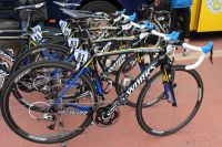 Le Specialized S-Works des Saxo-Tinkoff