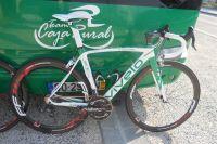 Le vélo Vivelo de Caja Rural