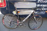 Le Scott Foil de l'équipe IAM Cycling