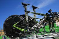 Vélo de contre la montre - Argos-Shimano