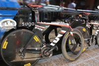 Vélo de contre la montre - Garmin-Sharp