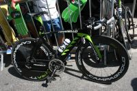 Vélo de contre la montre - Movistar Team