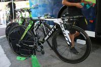 Vélo de contre la montre - Orica-GreenEdge