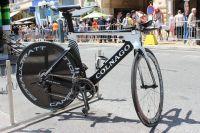 Vélo de contre la montre - Team Europcar