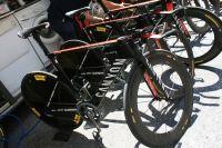 Vélo de contre la montre - Team Katusha
