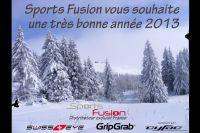 Les voeux de Sports Fusion