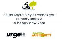 Les voeux de South Shore Bicycles