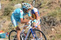 Vincenzo Nibali lancé en contre