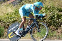 Vincenzo Nibali impeccable sur sa machine
