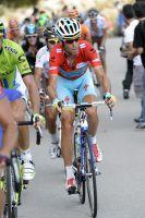 Vincenzo Nibali contrôle