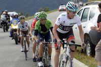 Chris Horner mène le groupe des favoris de la Vuelta