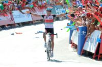 Chris Horner vainqueur en Galice