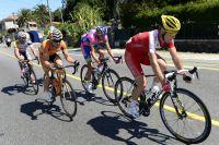 Cyril Bessy échappé sur le Tour d'Espagne