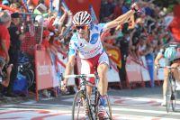 Daniel Moreno vainqueur